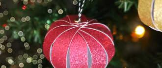 10 мастер-классов по украшению новогодних шариков своими руками