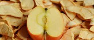 Запасаемся витаминами: вяленые яблоки в домашних условиях